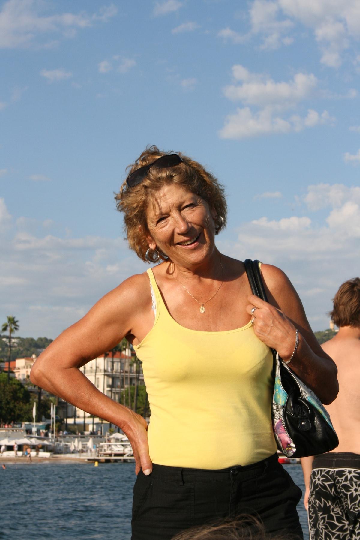 Françoise from Ornaisons