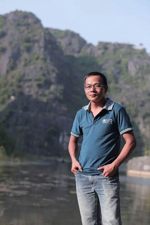 Anh Phuc Tham from Hoa Lu