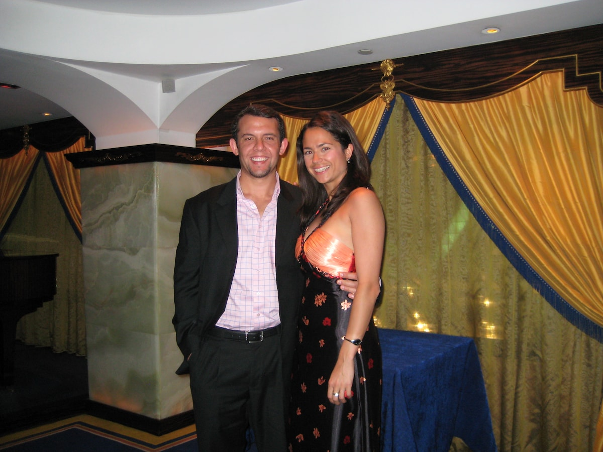 Christina & Michael