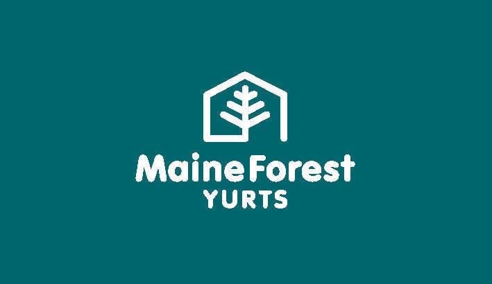 Maine Forest Yurts from Durham