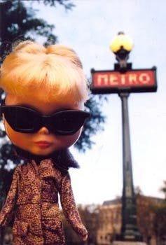 Beatriz from Paris