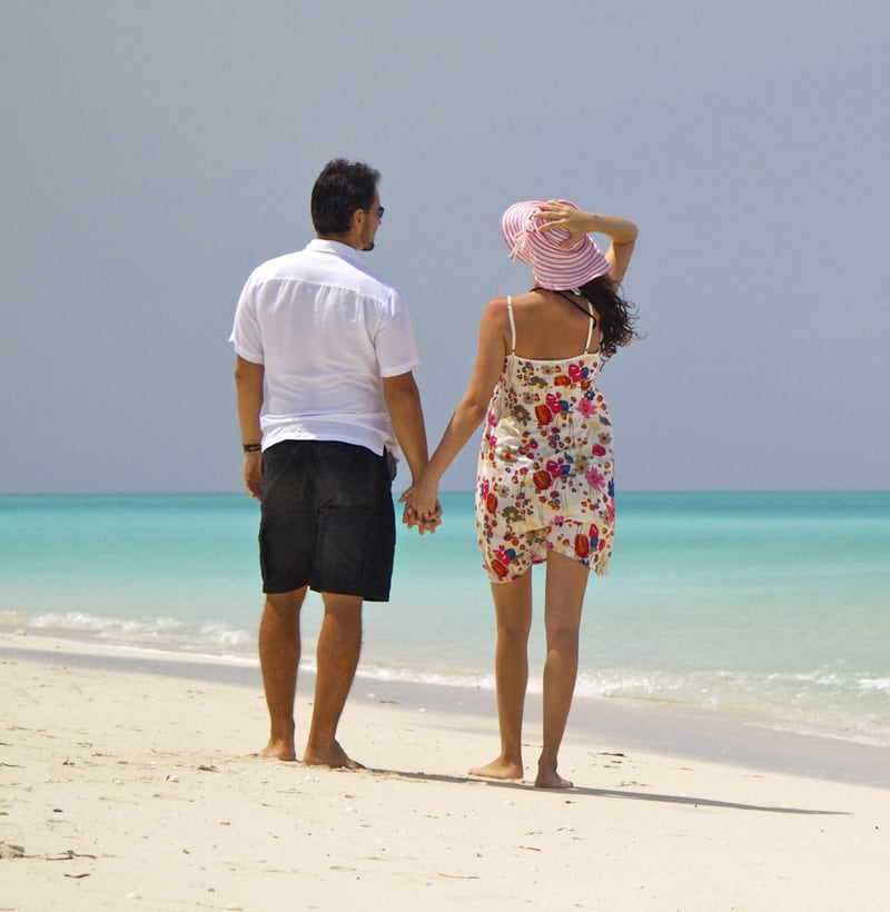 Gabriel & Judy From Providenciales and West Caicos, Turks and Caicos Islands