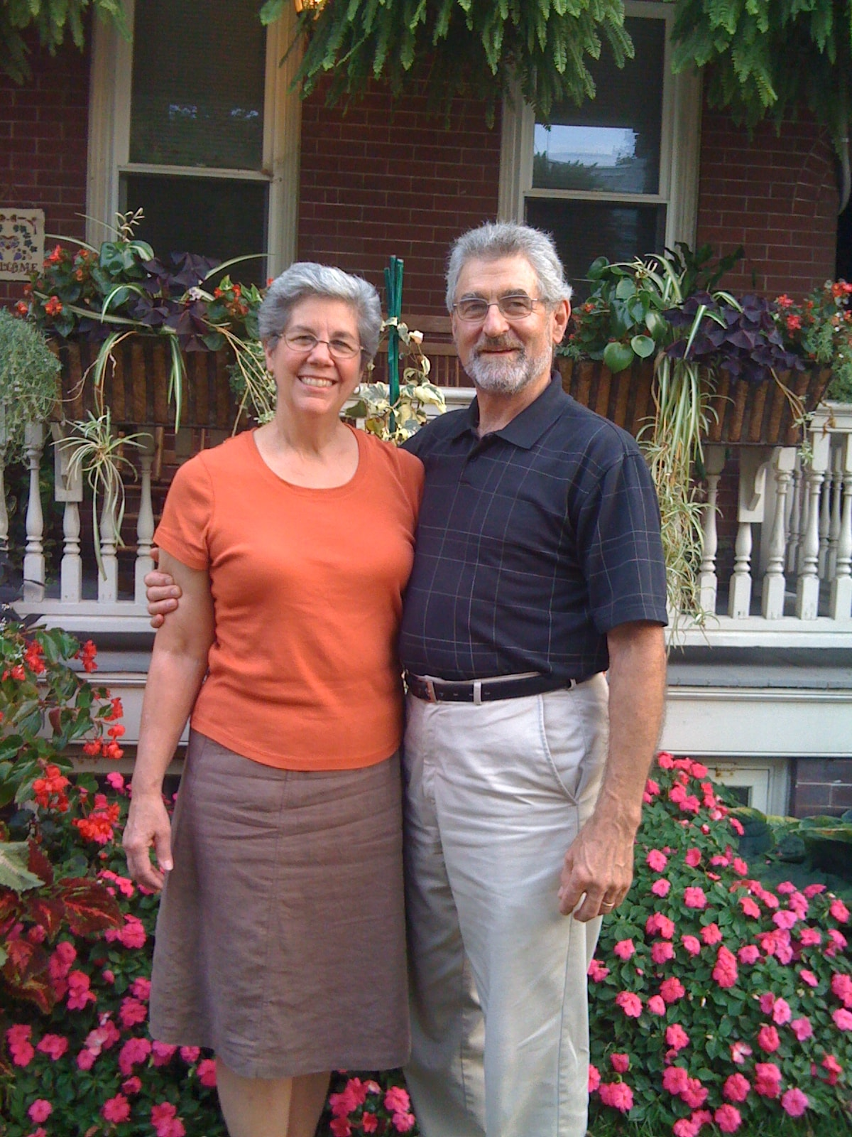 Kenneth And Elizabeth from Lancaster