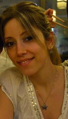 Pamela from Roma