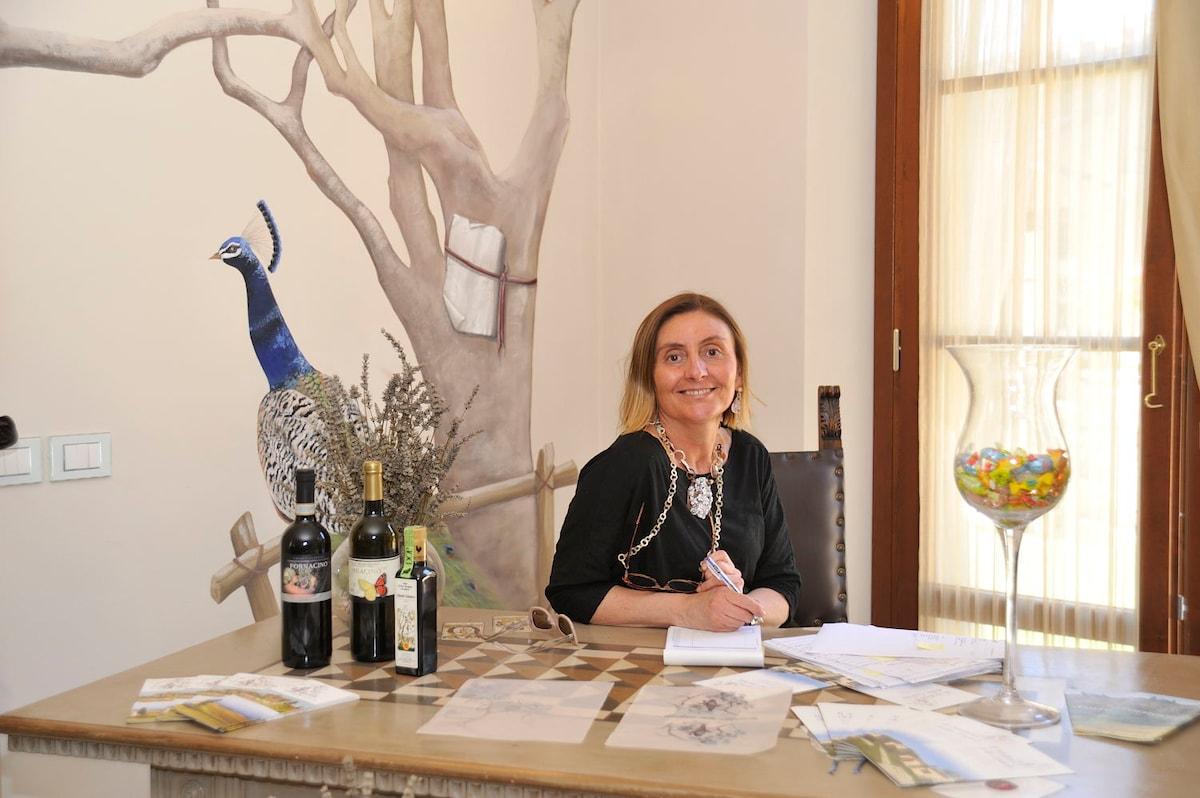 Chiara from Asciano