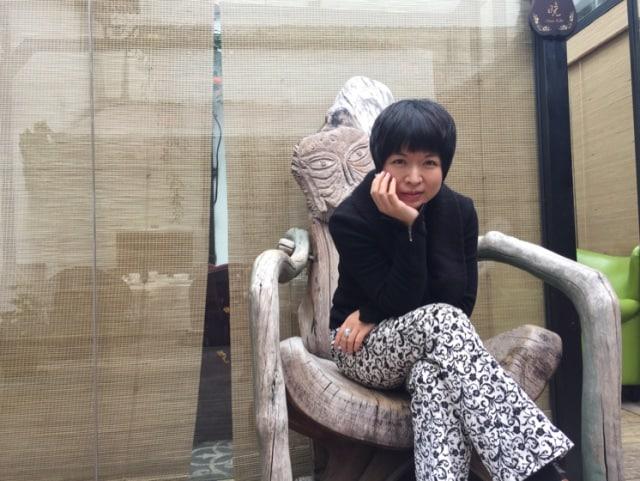 Fanfan from Guangzhou