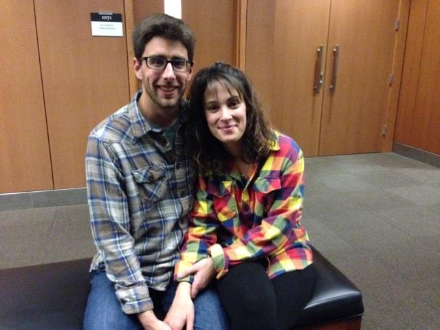 Dafne & David from Sedro-Woolley