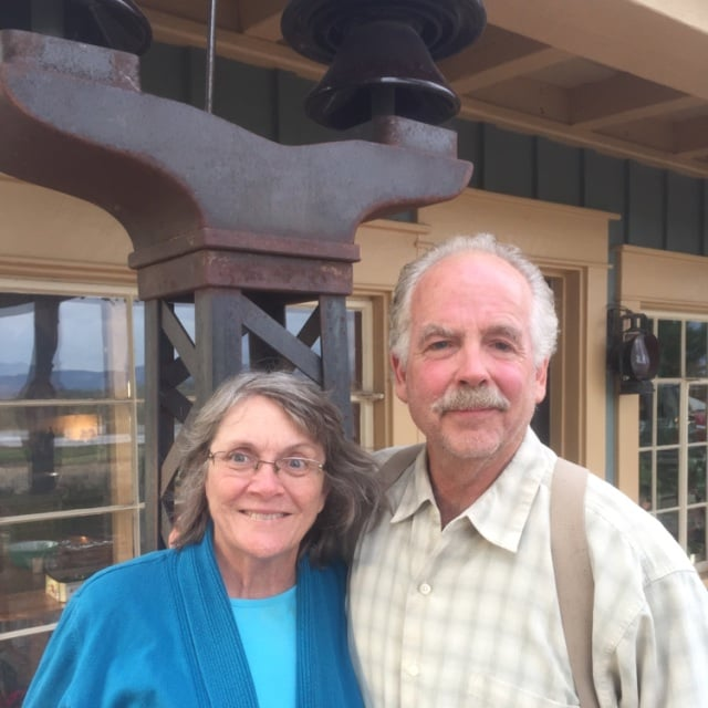 Bill And Joanne From Colorado, United States