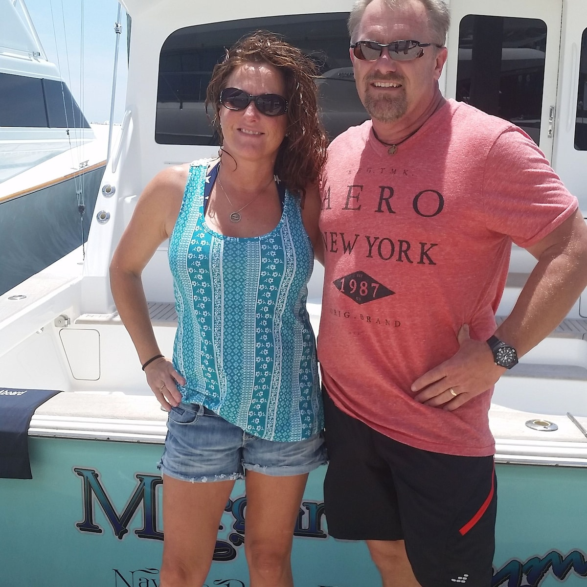 Phillip And Charlotte from Panama City Beach