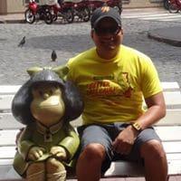 José From Guayaquil, Ecuador