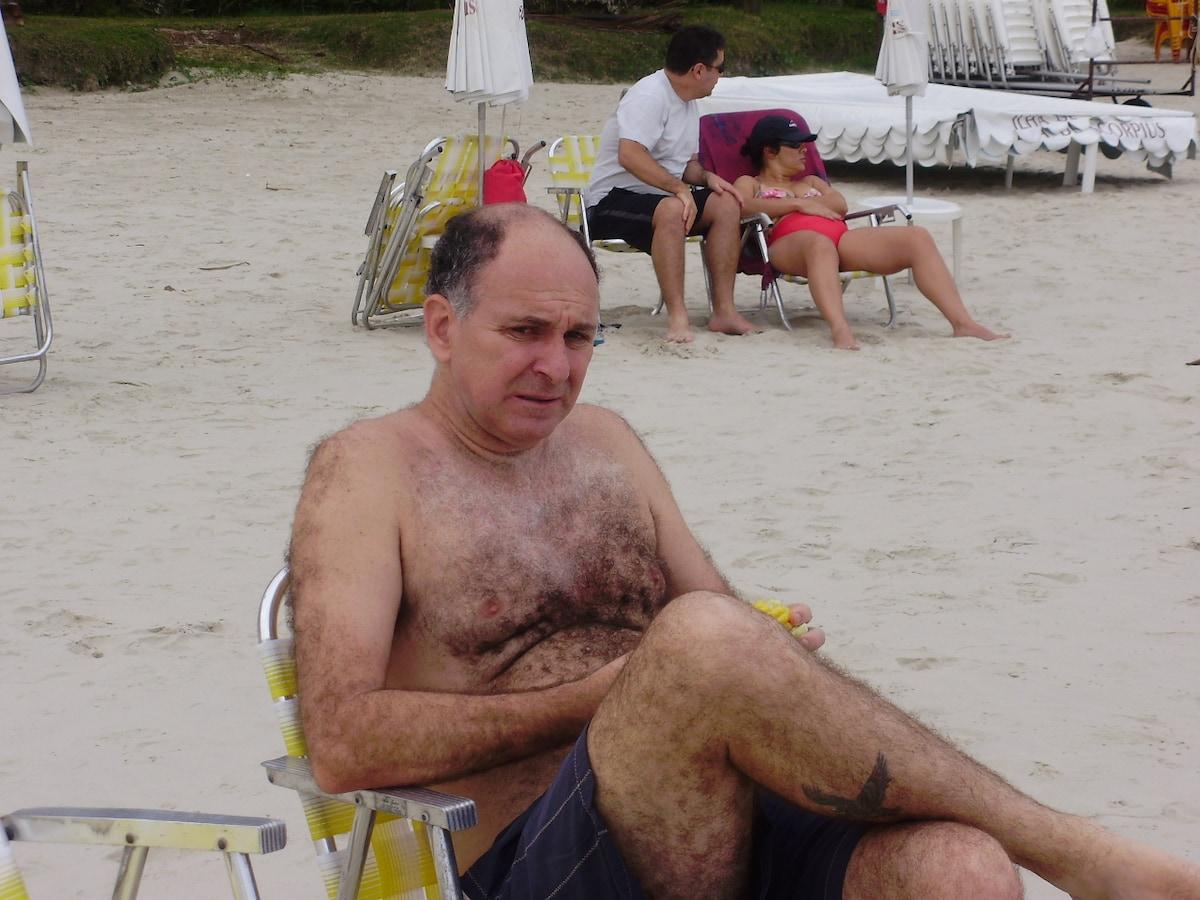 Ismael From São Sebastião, Brazil