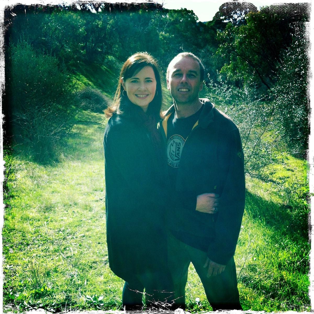 Michele & Mark