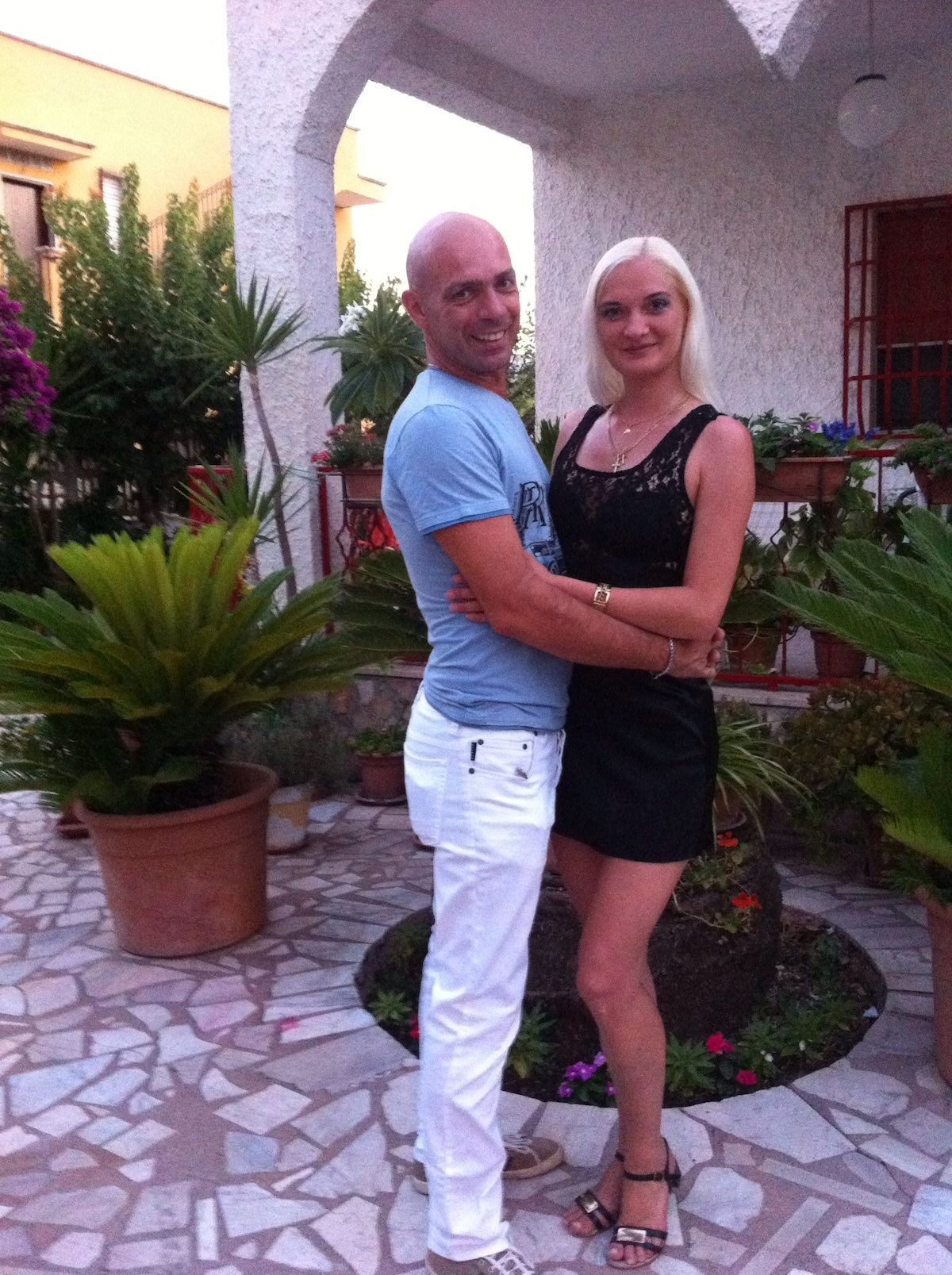 Antonello from Taranto