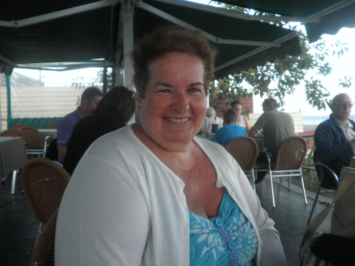 Margaret from Oban