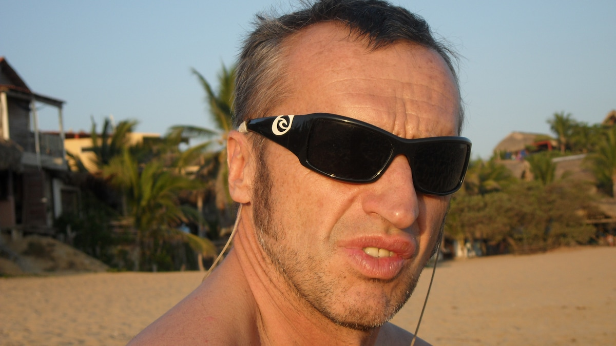 Philippe from Anglet