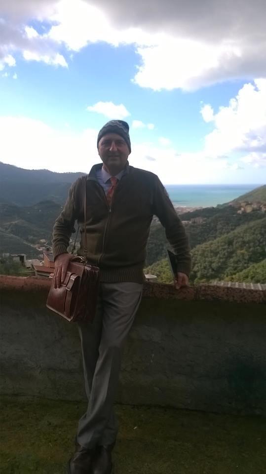 Valerio From Levanto, Italy
