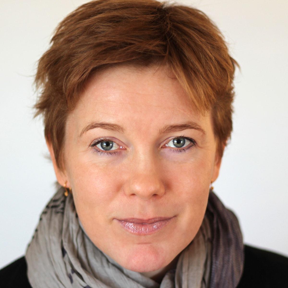 Anne Høg from Farum