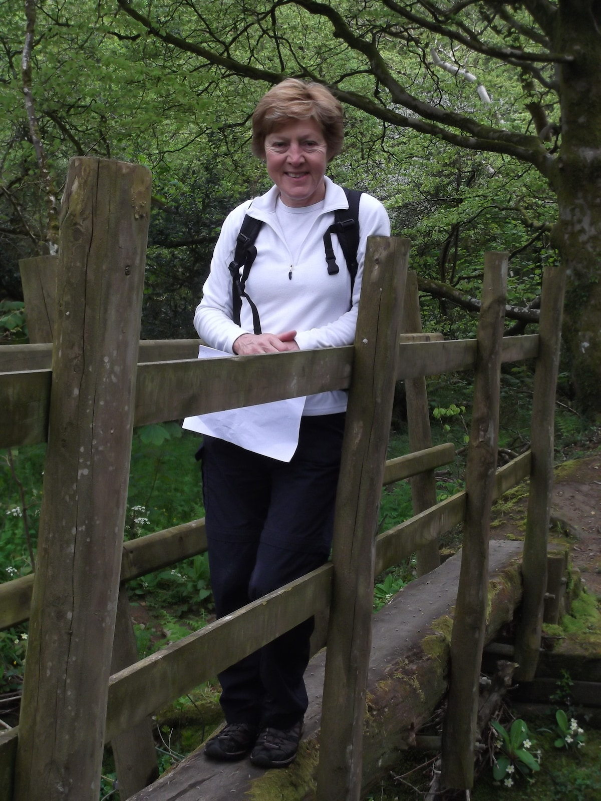 Gillian from Hathersage, Hope Valley