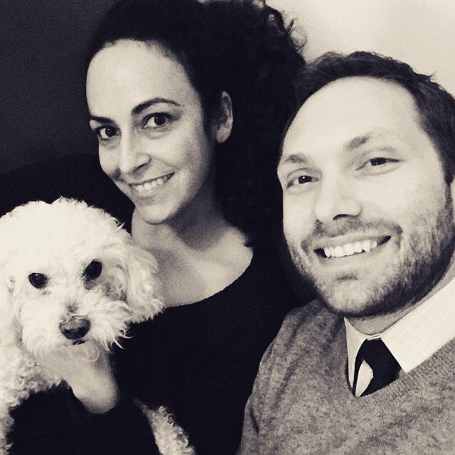 Rachel & Tim from Guerneville