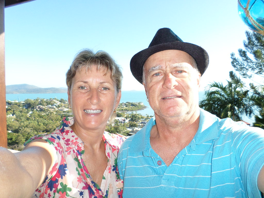 Glenda And Ernie from Airlie Beach