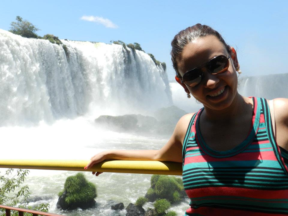 Karine from Foz do Iguaçu