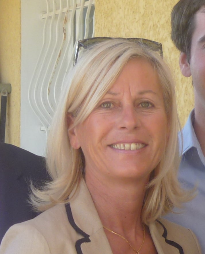 Martine From Collioure, France