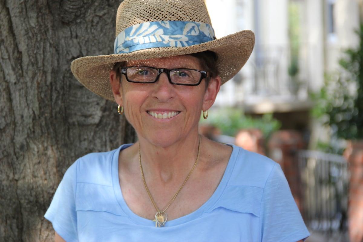 Mary Jo from Rehoboth Beach