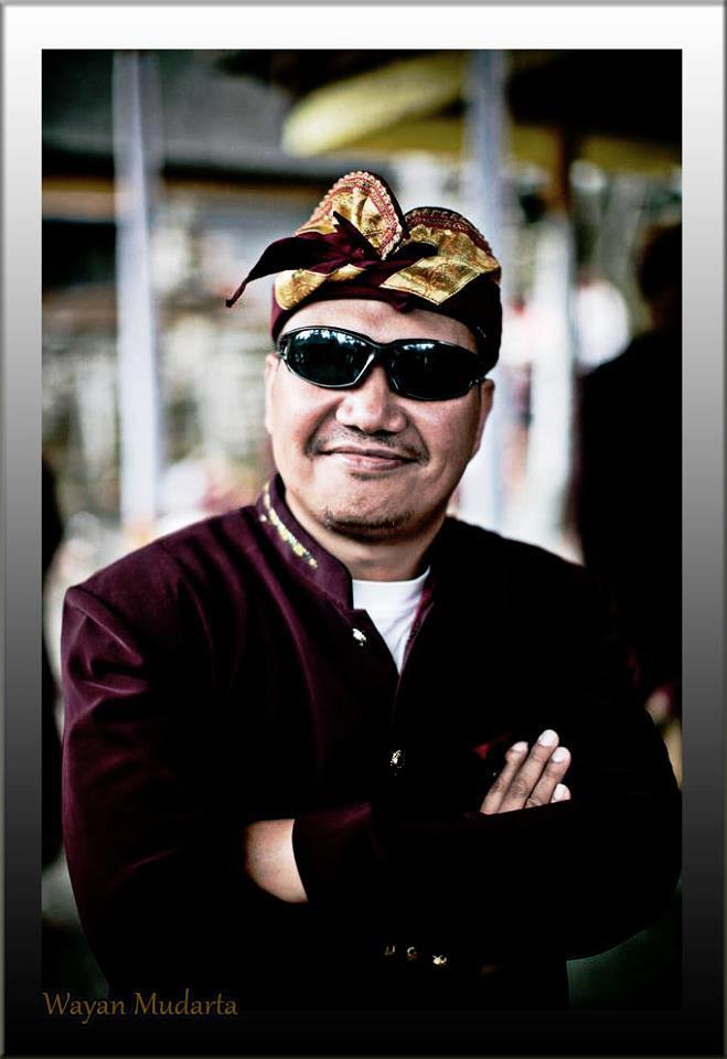 Wayan From Tampaksiring, Indonesia