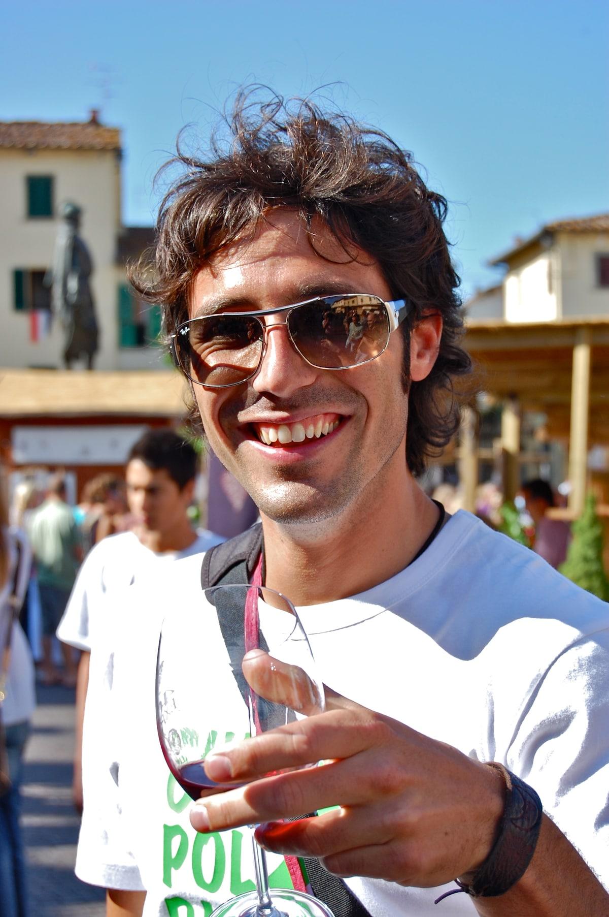 Giammarco from Loro Ciuffenna