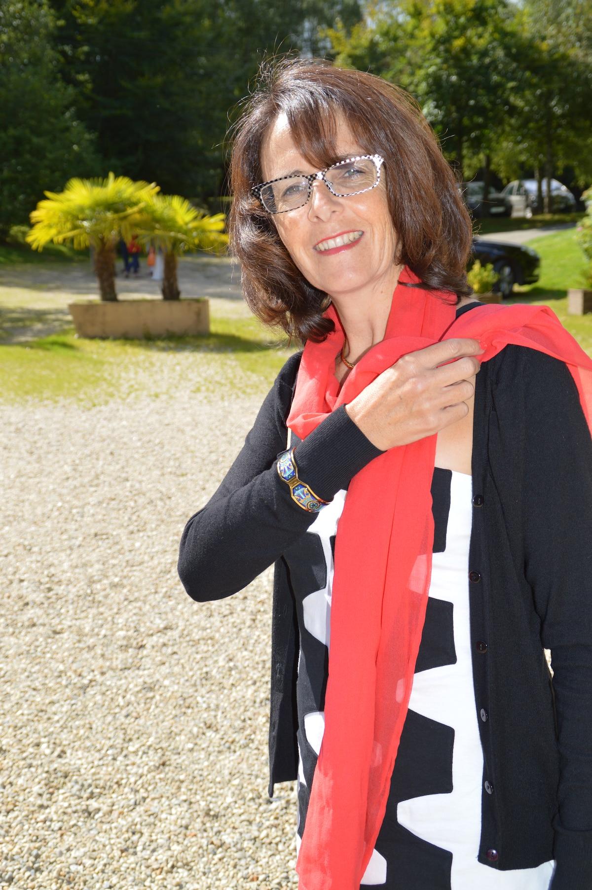 Carole from Propriano
