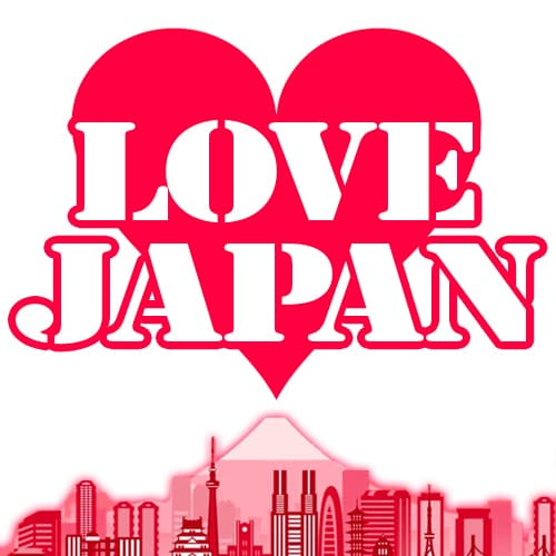 Love Japan from Shinjuku-ku