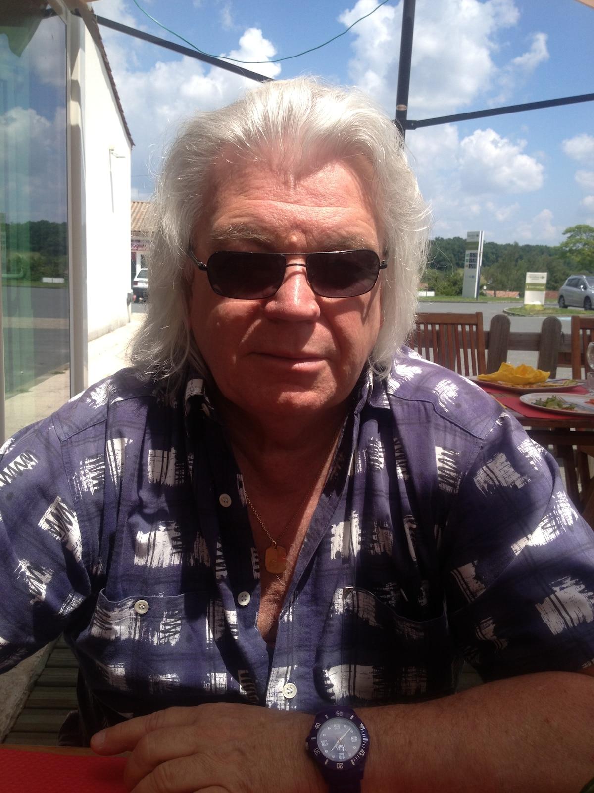 Roger From Lespignan, France
