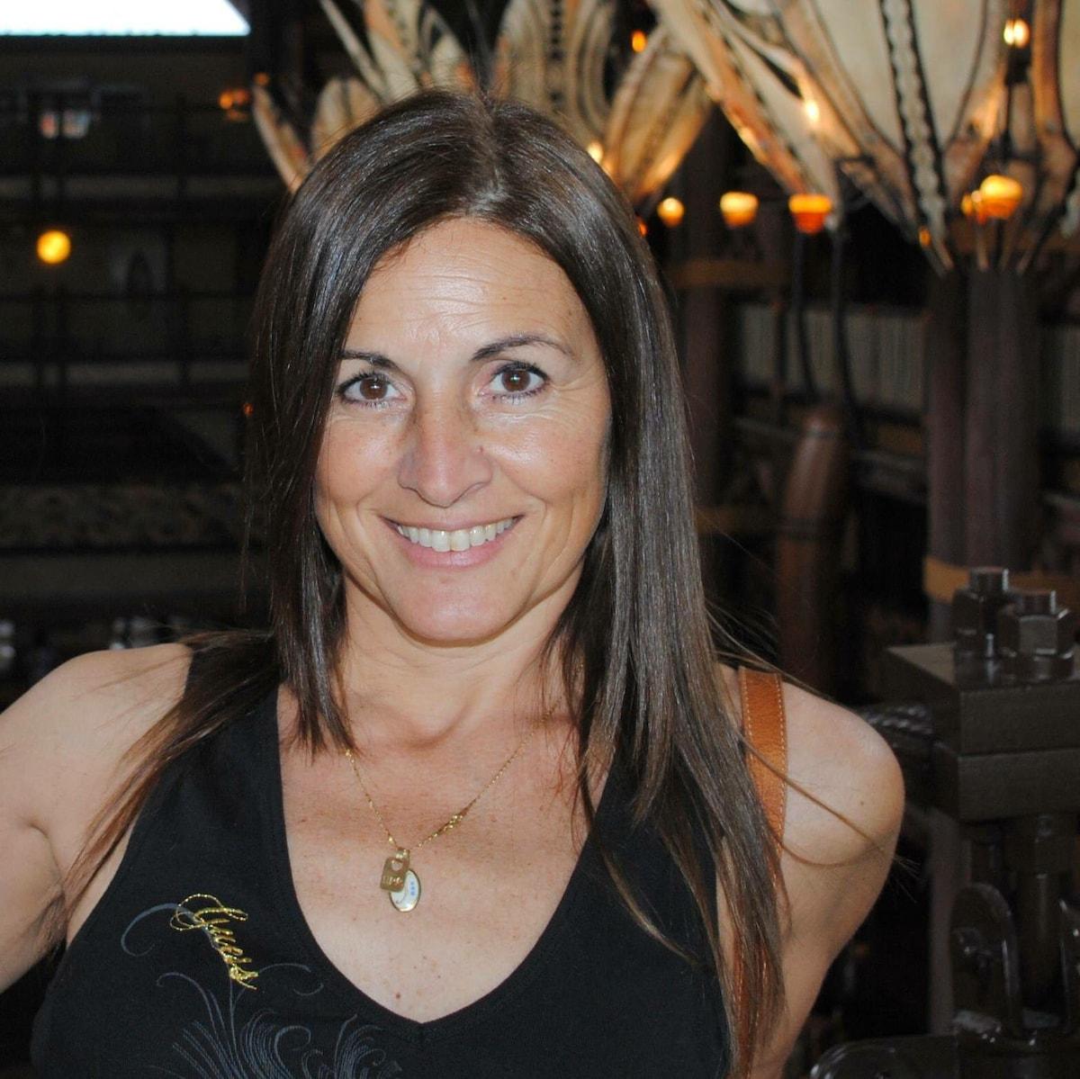 Sandra from Pinamar