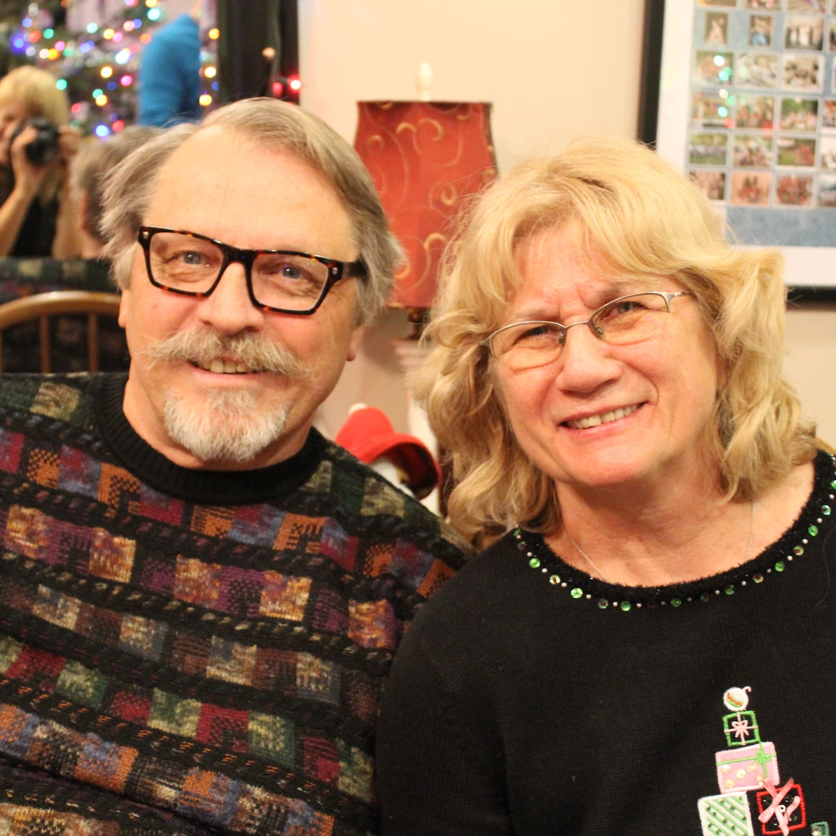 Anne & Al From Berea, OH