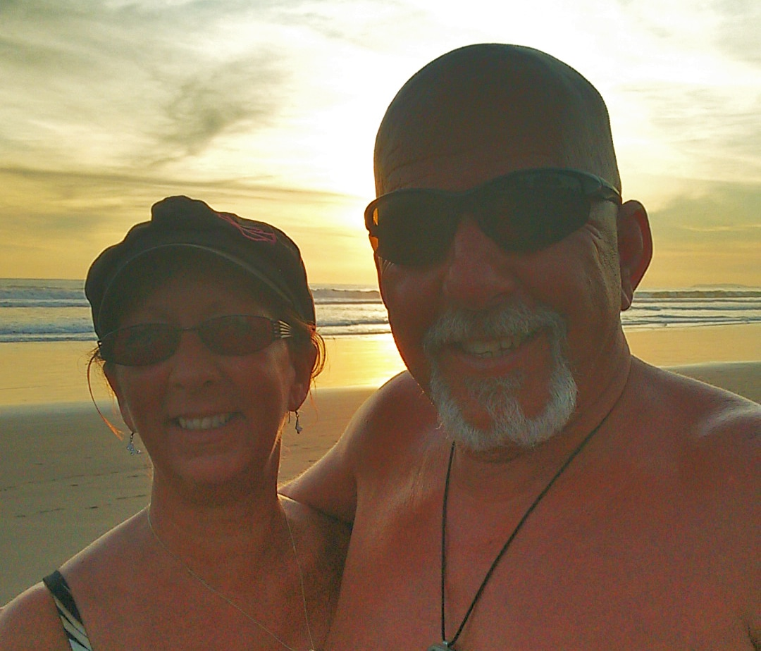 Angie & Larry From Playa Hermosa, Costa Rica