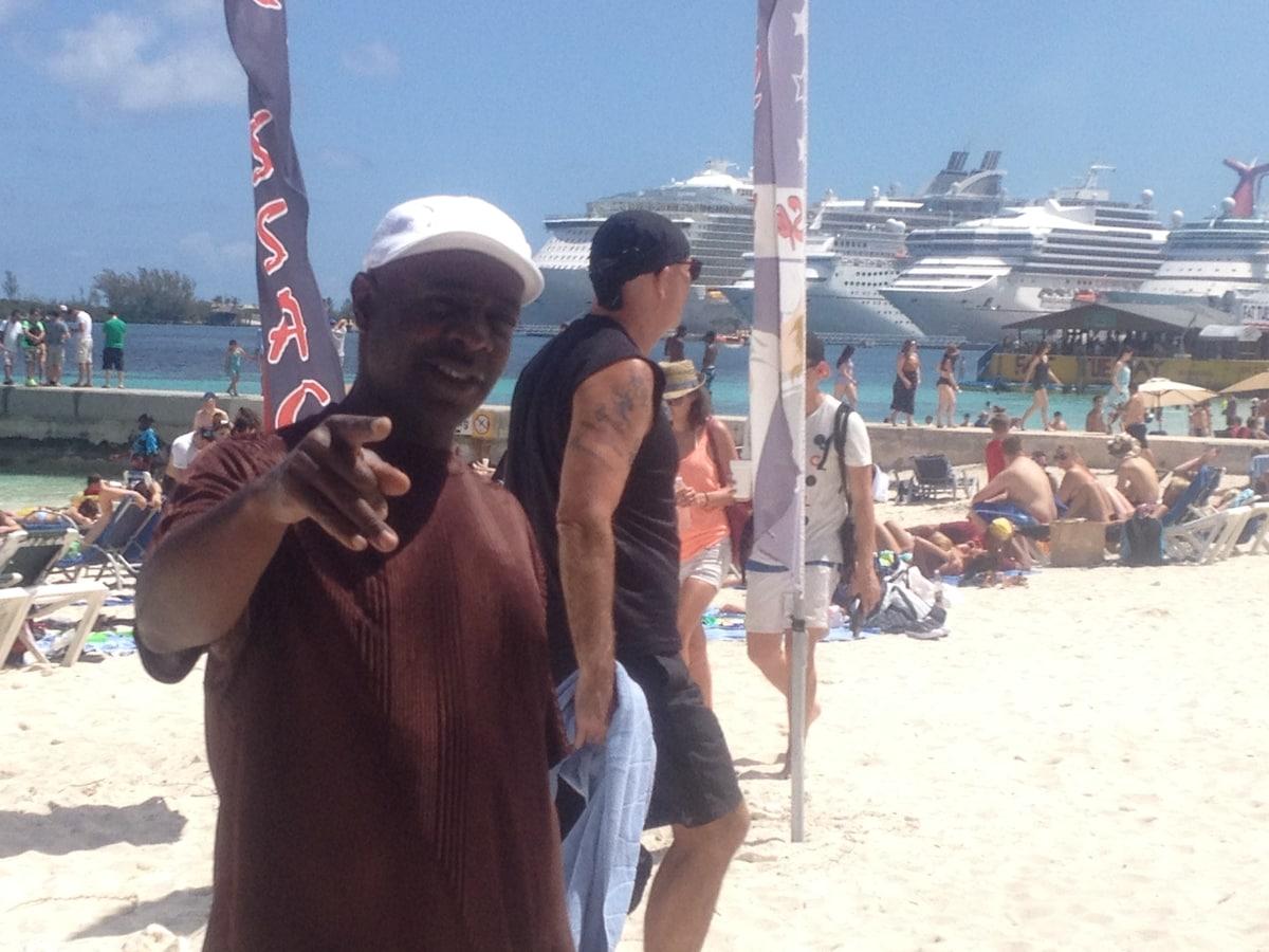 Troy from Nassau