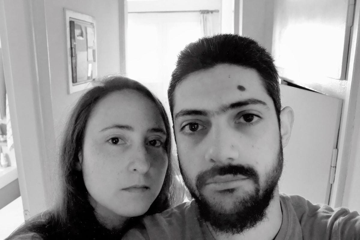 Nikos & Mary from Kallithea