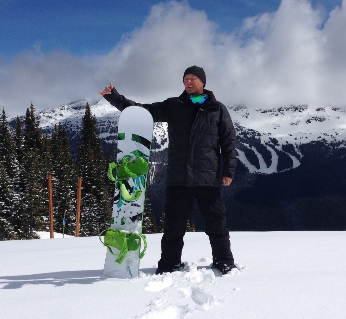 Dean From Whistler, Canada