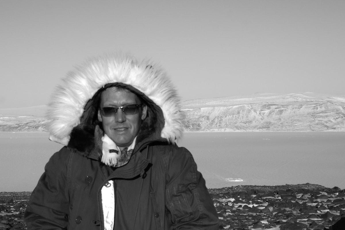 Jens Jørgen From Nuuk, Greenland