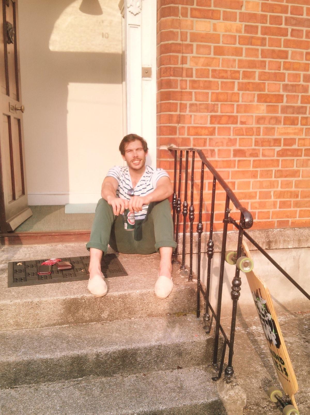 Nikolas From Hamburg, Germany