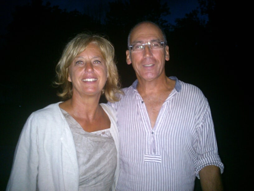 Jacques & Maryse from L'Isle-sur-la-Sorgue