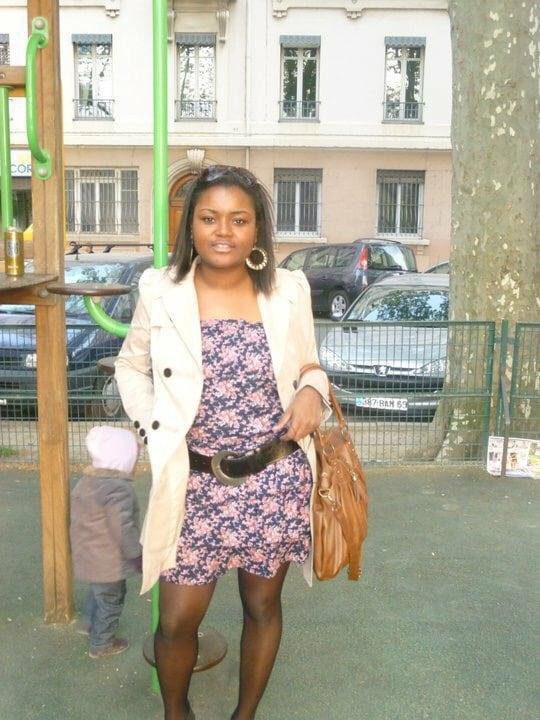 Naïma from Lyon