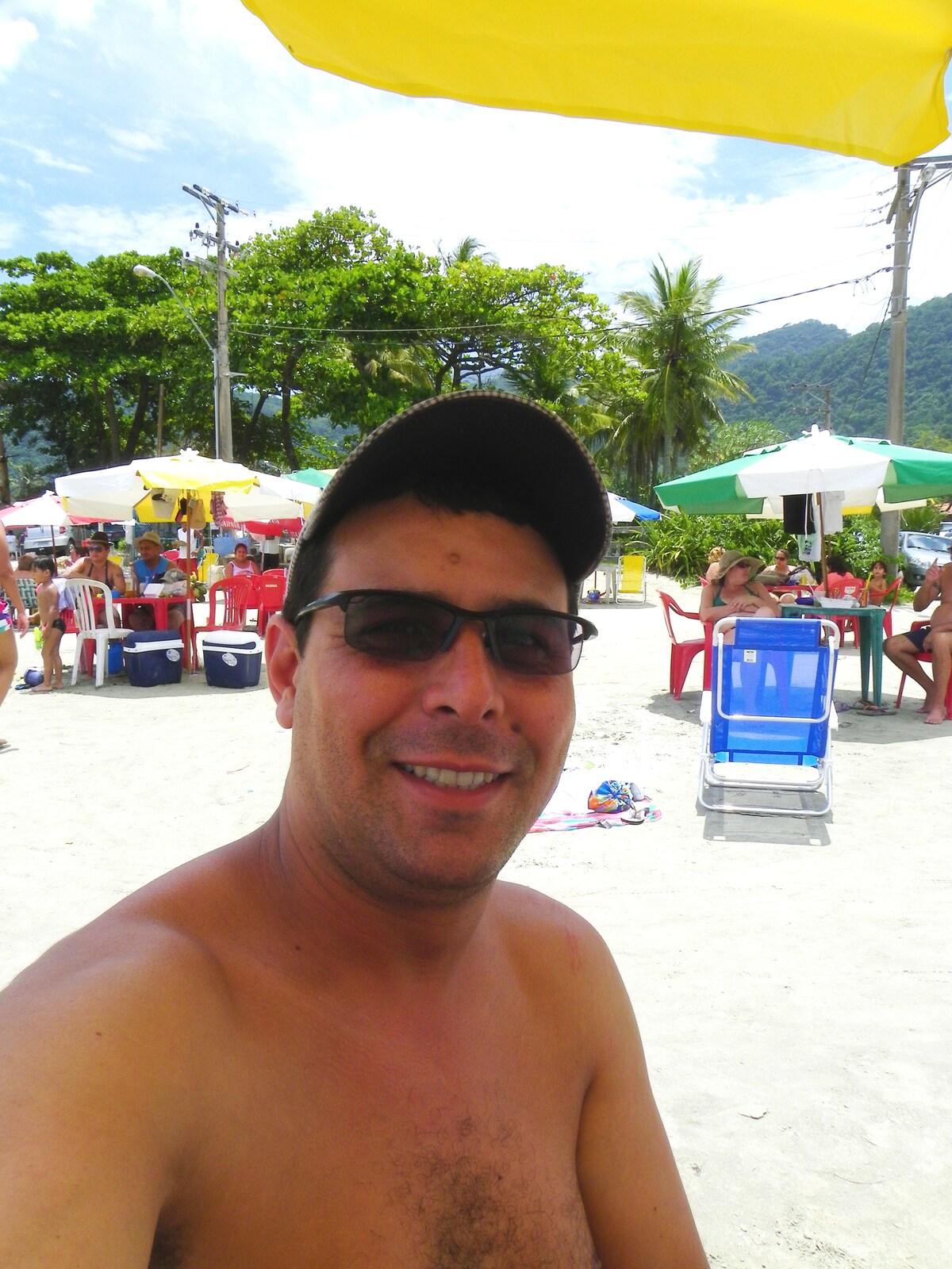 Douglas From São Sebastião, Brazil