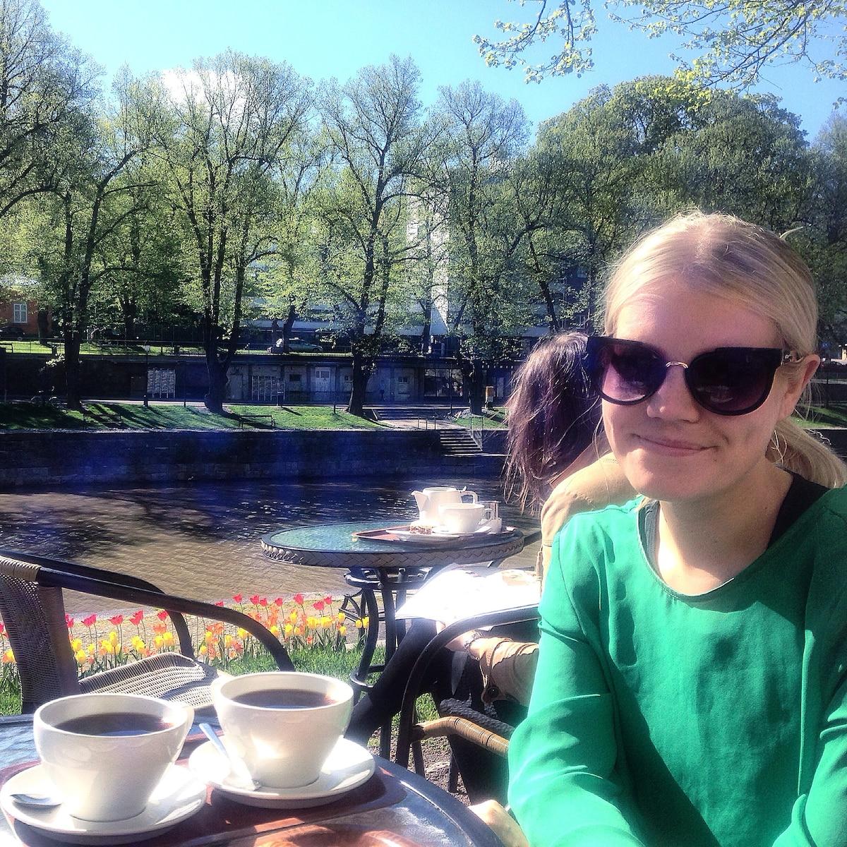 Tiia from Turku