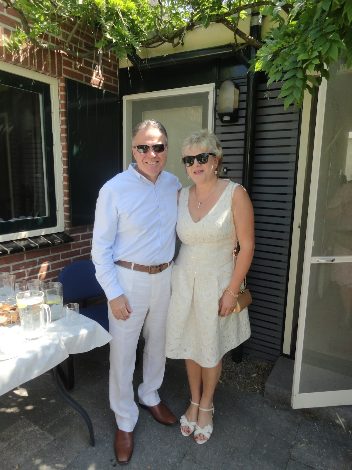 Colin & Beverley From Mono, Canada