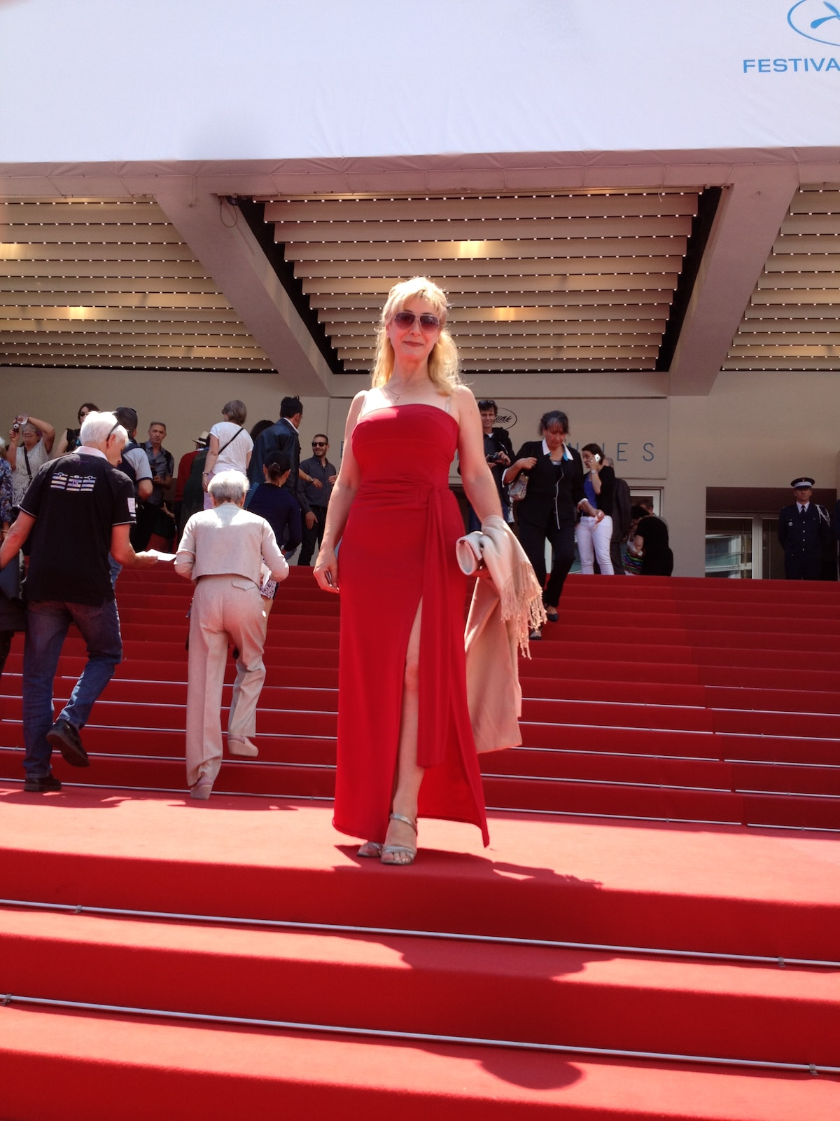 Aida From Cannes, France