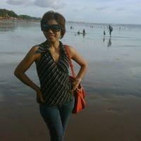 Felysia From Kuta, Indonesia