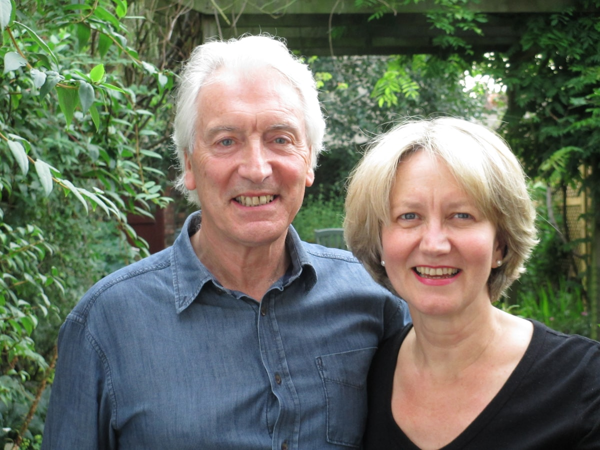 Christine And John