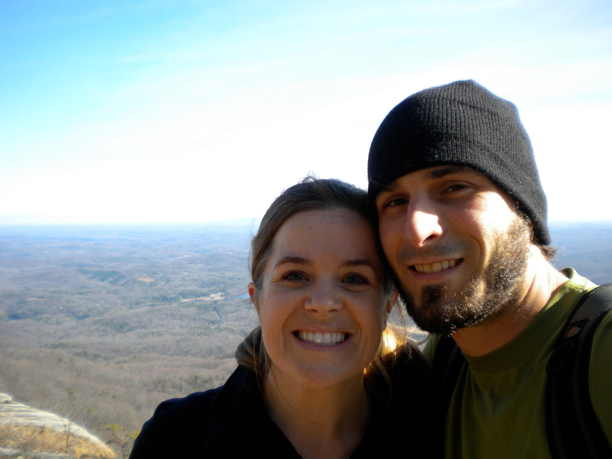 Laura And Johnathan from Greenville