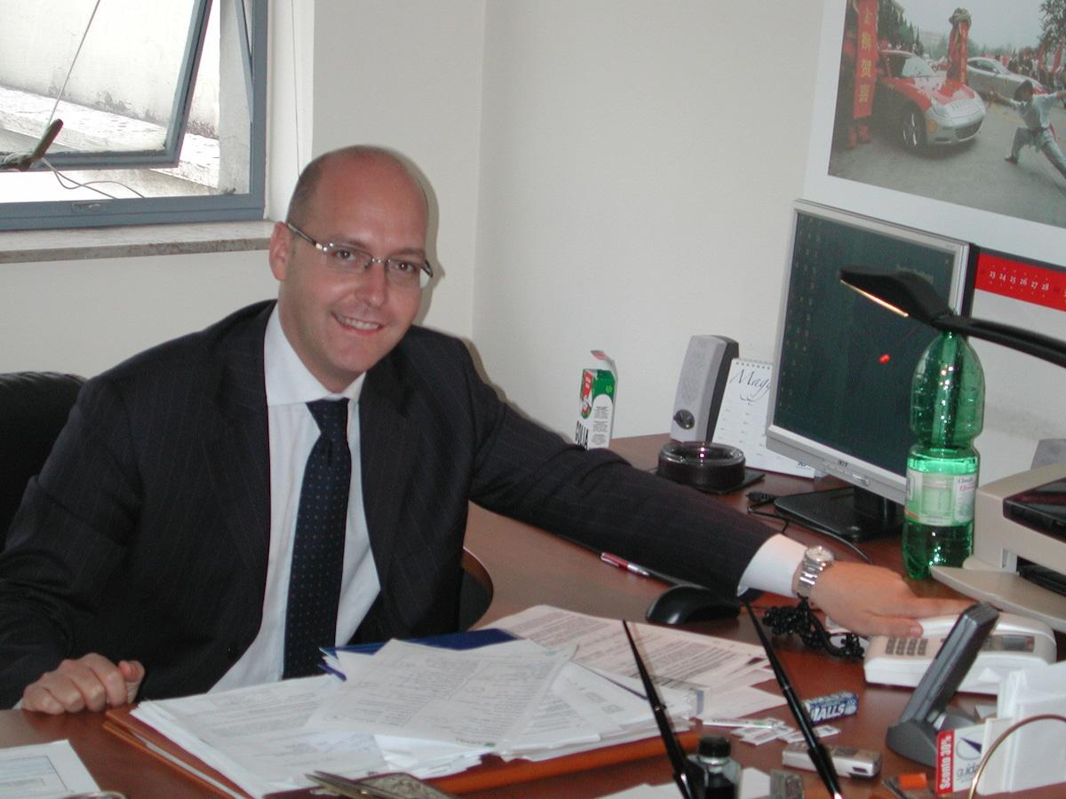 Federico From Monterosi, Italy